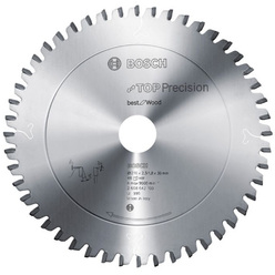 DISC TOP PRECISION BEST FOR WOOD 300X30X72T (FOARTE FIN)