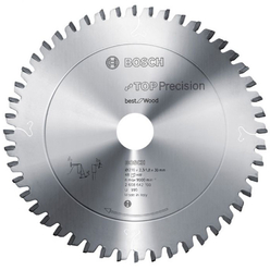 DISC TOP PRECISION BEST FOR WOOD 500X30X60T (GROSIER)