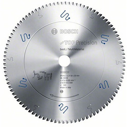 DISC TOP PRECISION MULTIMATERIAL 305X30X96T